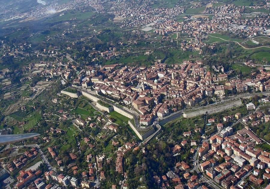 MURA di Bergamo Patrimonio UNESCO